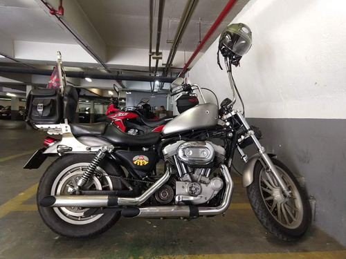 sportster xl 883 low