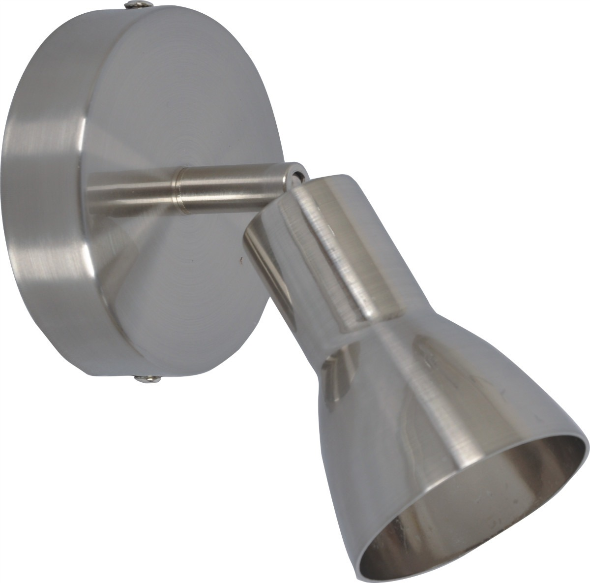 spot armado completo con una lampara dicroica 220v incluida
