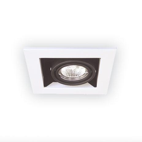 spot cardanico 3 luces dicroicas gu10 220v apto luces led