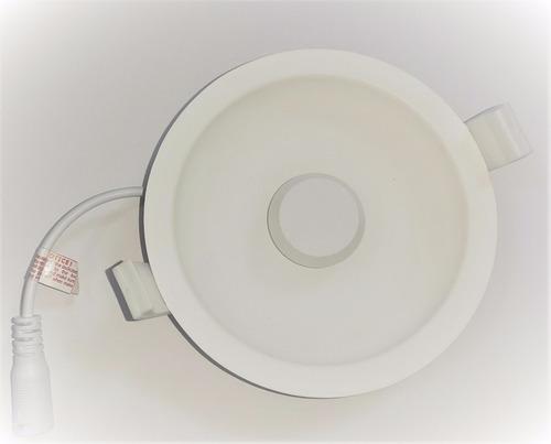 spot circular 9.5watt de techo luz  blanca nueva tecnología
