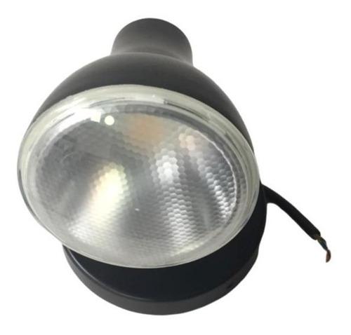 spot led 10w preto sobrepor resistente ip65 ajustável
