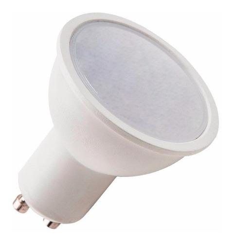 spot led acero embutir 7w pack x10 dicroica completa