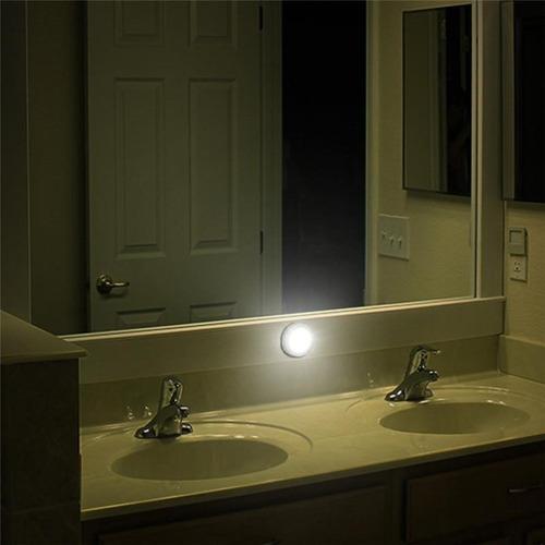 spot led escalera sensor smart nocturno no requiere instalar