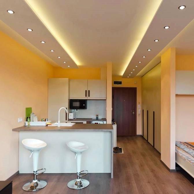 Spot luz led ultra brillante 18w empotrable para techo for Iluminacion de interiores led
