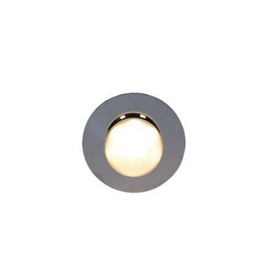 spot plafon 1 luz pared platil bola candil 5w