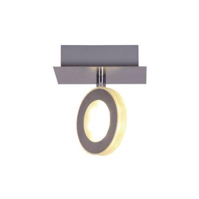 spot plafon 1 luz pared platil roger candil 4,2w