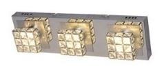 spot plafon 3 luces pared platil sara candil 13w