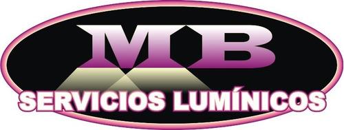 spot tacho ar111 gu10 ideal riel bandeja porta cable + foco lampara led ar111 dimerizable 12w marca: candil 3000k/6500k