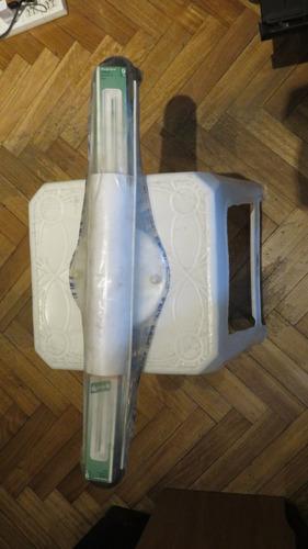spot techo polet bajo consumo + 2 lámparas dulux de 9w