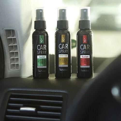 spray aromatizador para carros exotic