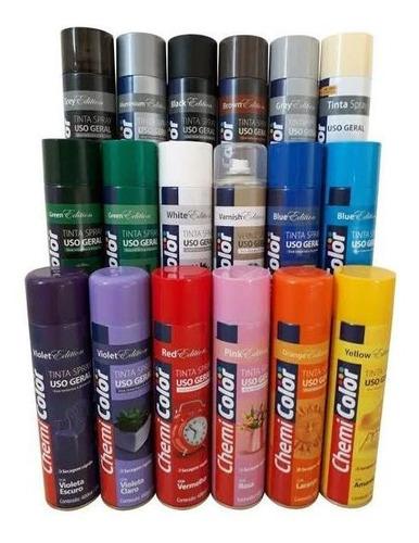 spray chemi color