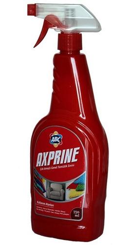 spray concentrado marca abc quita mancha 750ml