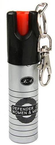 spray de defesa pimenta extra forte chaveiro de bolso 20ml