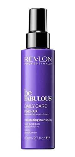 spray de volumen daily care cabello fino revlon be fabulous