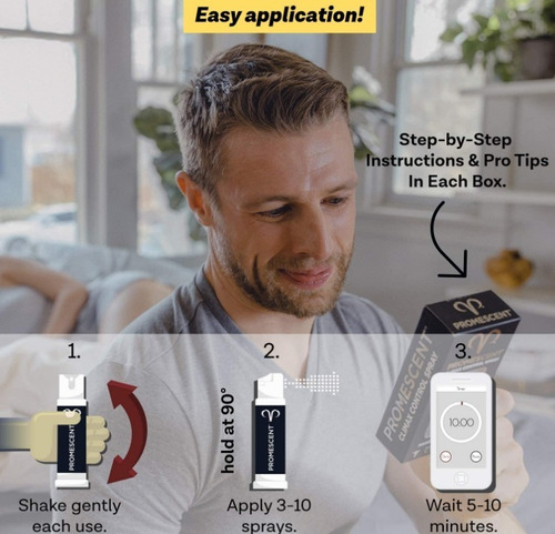 spray desensibilizante clímax prolongado para hombres 1.3 ml