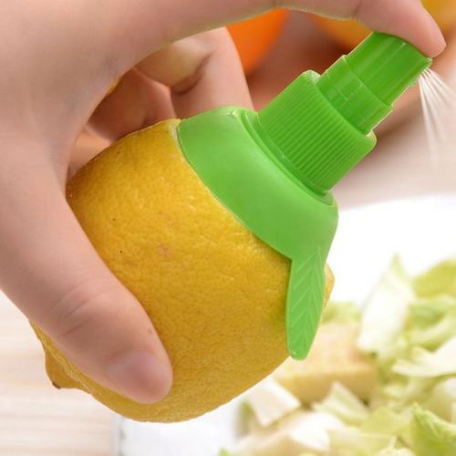 spray exprimidor pulverizador  citricos limón