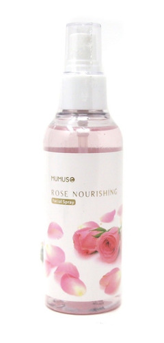 spray facial mumuso rose regenerating