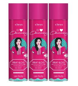 4b11208f3 Charming Kit Mini Sprays - Produtos de Cabelo no Mercado Livre Brasil