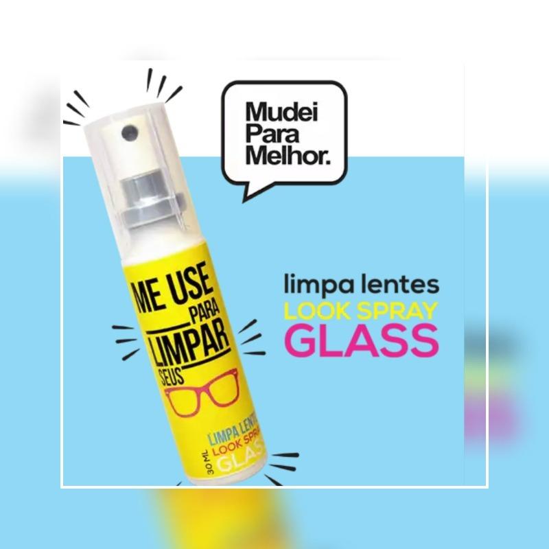 54a7a7ef7 Spray Limpa Lentes De Oculos - R$ 12,00 em Mercado Livre