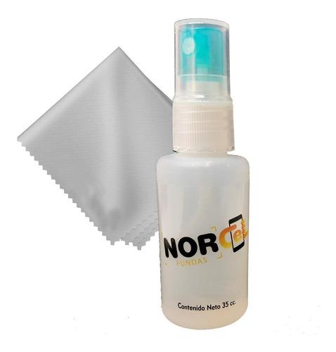 spray limpia pantallas norcel celular smartphone lcd led ta
