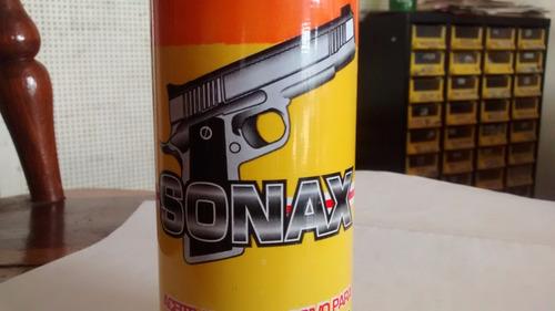 spray limpiador de armas sonax sq contiene 354 cm3