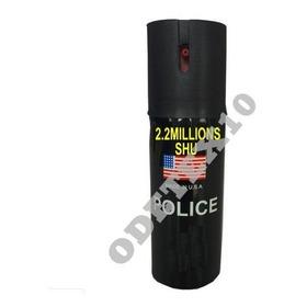 Spray Pimenta 2.2 Milhoes C Gas Lacrimogeneo Defesa Pessoal