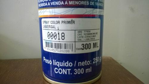 spray primer universal automotivo colorgin 300 ml