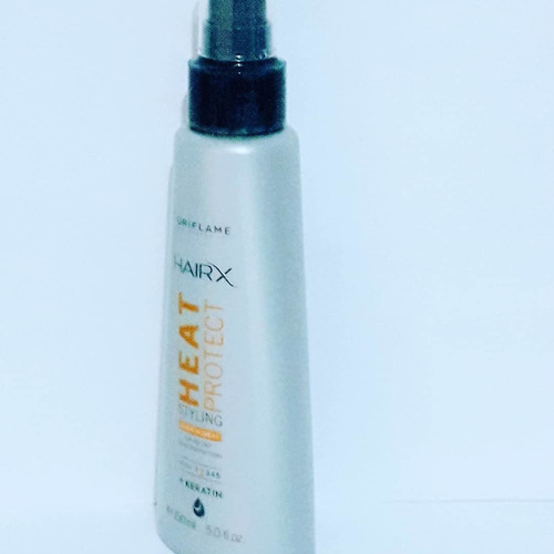 spray protector del calor hairx - ml a $250