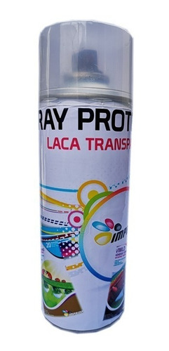 spray protector laca transparente