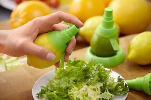 spray pulverizador rociador de limon y citricos individual