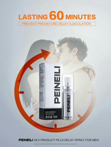 spray retardante sexual eyaculación precoz 15ml peineili