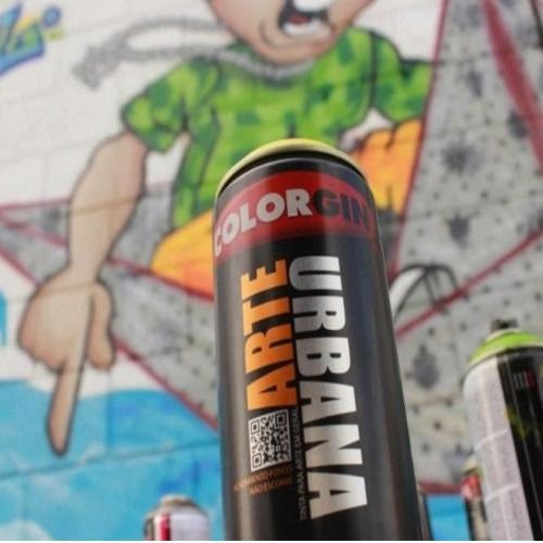 spray tinta arte