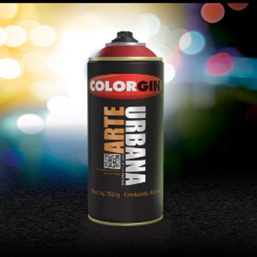 spray tinta graffiti arte urbana colorgin verde neon