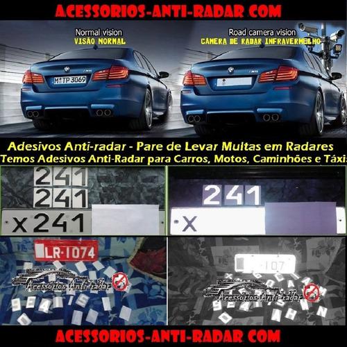 Spray Tinta Pelicula Adesivos Placa Carro Anti Rad Insufilm R