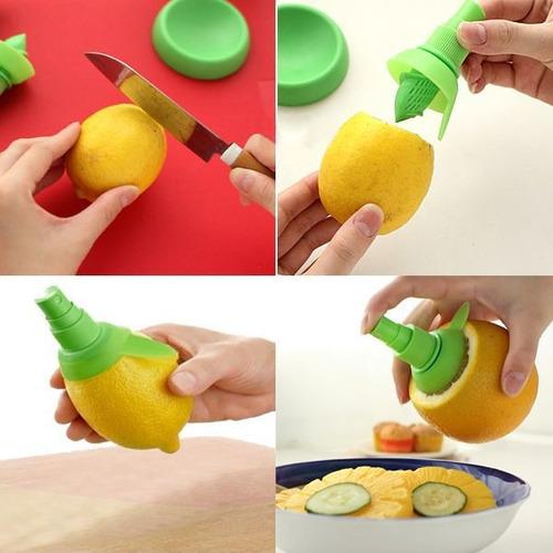 spray,pulverizador,rociador de limon y citricos individual