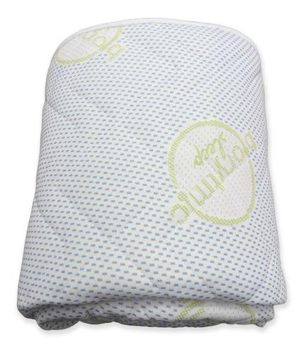 spring air protector de colchón biorytmic  - matrimonial