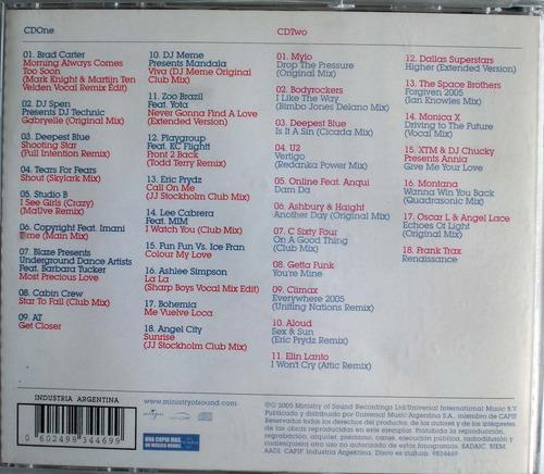 spring annual 2005 - 2 cdspromo nacional - varios artistas