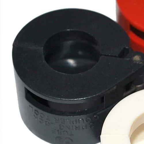 spring lock conjunto para conexões ar condicionado 9 peças