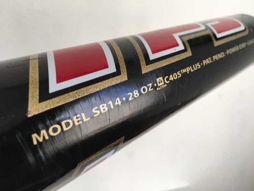 springsteel 34x28 tps louisville triple pared  softbol bat