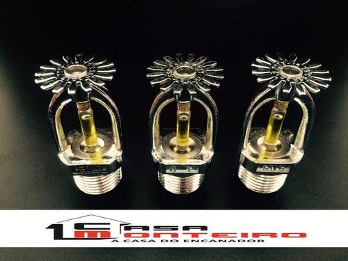 sprinkler pendente 79º cromado
