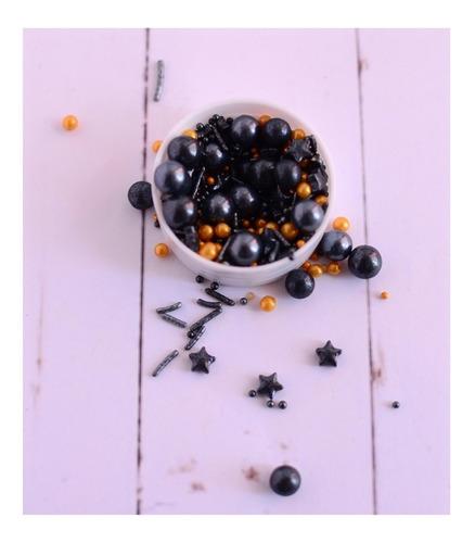 sprinkles dark sugar comestibles wonder bake / lauacu