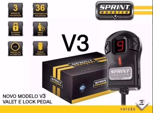 sprint booster audi bmw mini vw tsi chip acelerador todos