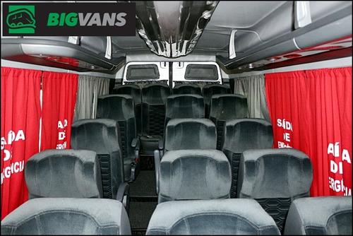 sprinter 2018 0km 515 bigvan elite prime london tec