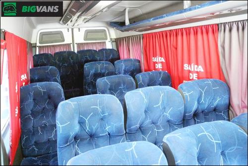 sprinter 2018 415 bigvan executiva 19 passageiros (4209)