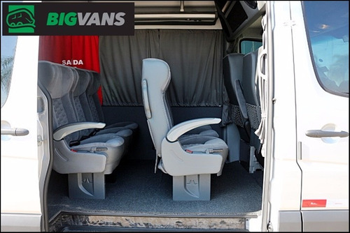 sprinter 2019 0km 415 bigvan elite prime london tec prata