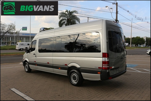 sprinter 2019 415 0km bigvan elite 19l new london tec prata