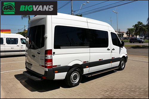 sprinter 2019 415 0km executiva elite 16l coffee break branc