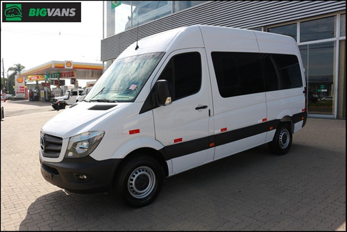 sprinter 2019 415 0km executiva elite 16l london tec branca