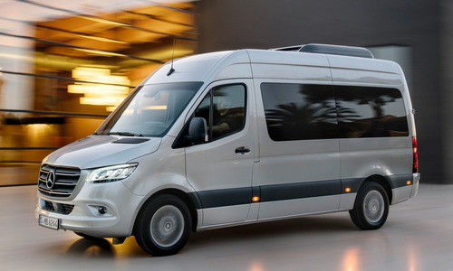 sprinter 2020 combi 15+1 financiacion mercedes benz