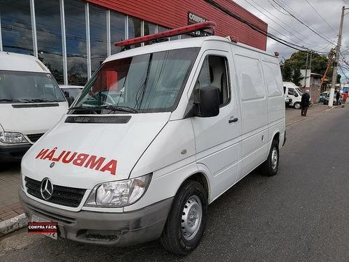 sprinter 2.2 cdi furgão 313 ambulancia - aceito troca 2009